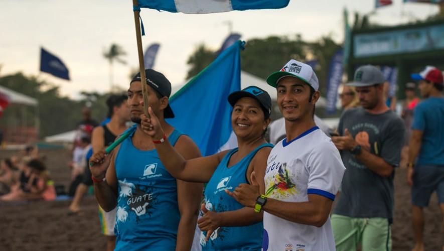 Guatemala en el Mundial de Surf