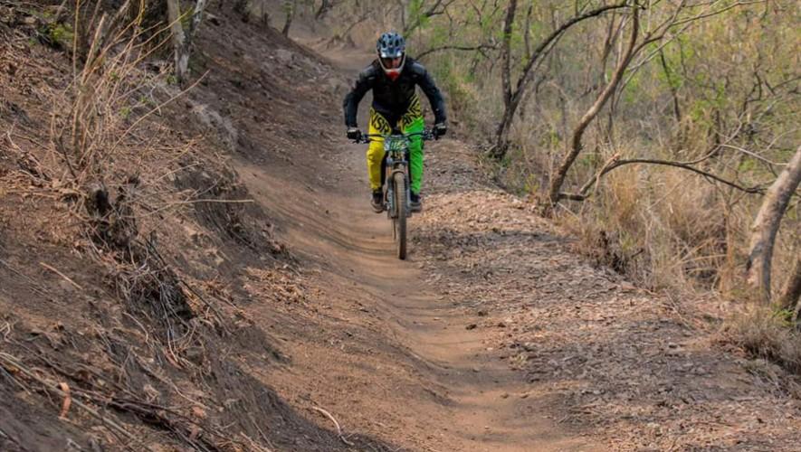 Ciclismo de montaña MTB de 50 km en el Sendero El Zaral, Sanarate | Agosto 2016