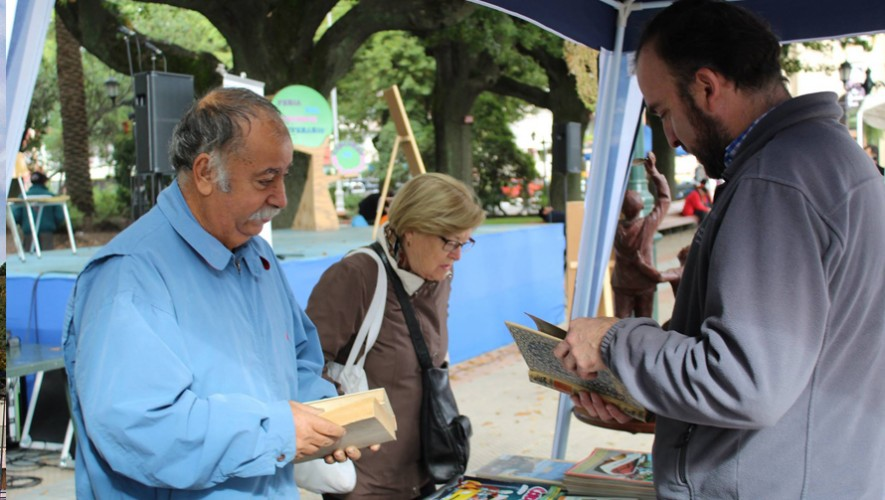Primera Feria del Trueque en la Ciudad de Guatemala   Agosto 2016