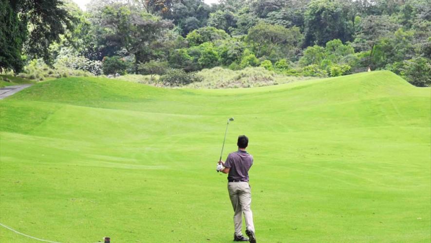 V Ranking Nacional de Golf |Agosto 2016