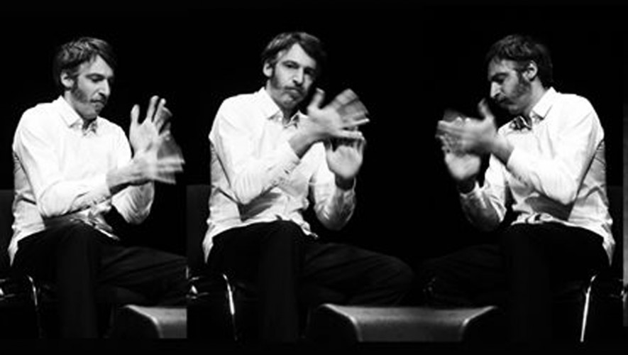 """Cine-Concierto """"Virgile y su acordeón parlante"""" Alianza Francesa   Septiembre 2016"""