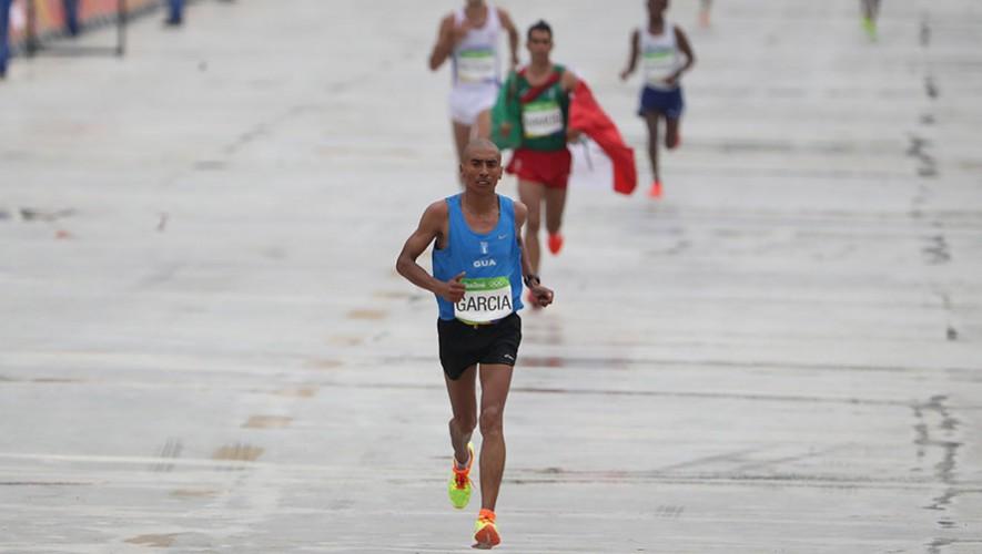 Estos fueron los cuartos Juegos Olímpicos para el atleta de Alta Verapaz. (Foto: Comité Olímpico Guatemalteco)