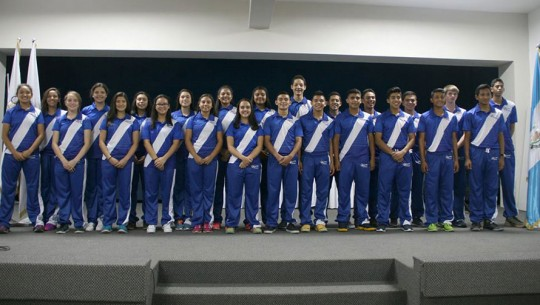 Básquetbol Guatemala