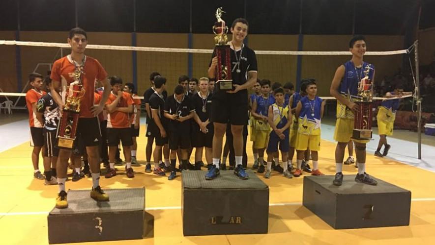 Guatemala, Suchitepéquez y Baja Verapaz se quedaron con los primeros tres lugares. (Foto: FGVB)