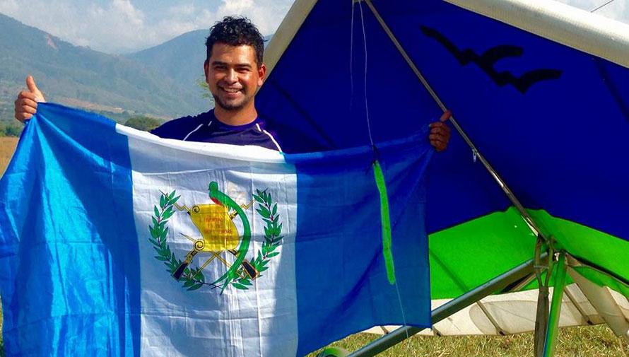 Carlos Alvarado - Guatemala