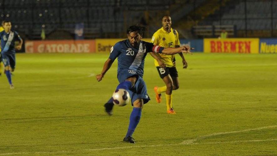 Ruiz aún tendrá actividad con la selección de Guatemala. (Foto: Fedefut Fútbol)
