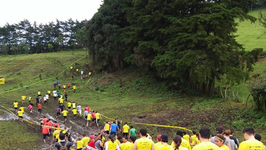 """Carrera de entreno 5k organizada por """"El Día del Millón de Árboles"""""""
