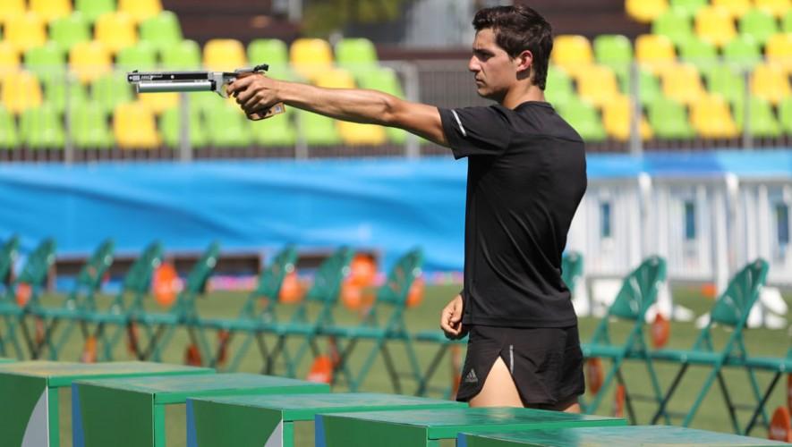 En vivo: Competencias de Charles Fernández en Río 2016
