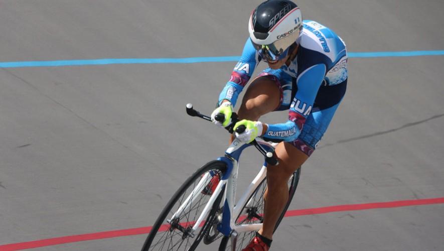 Brando Pineda es el máximo representante de la delegación guatemalteca para esta competencia. (Foto: Federación Guatemalteca de Ciclismo)