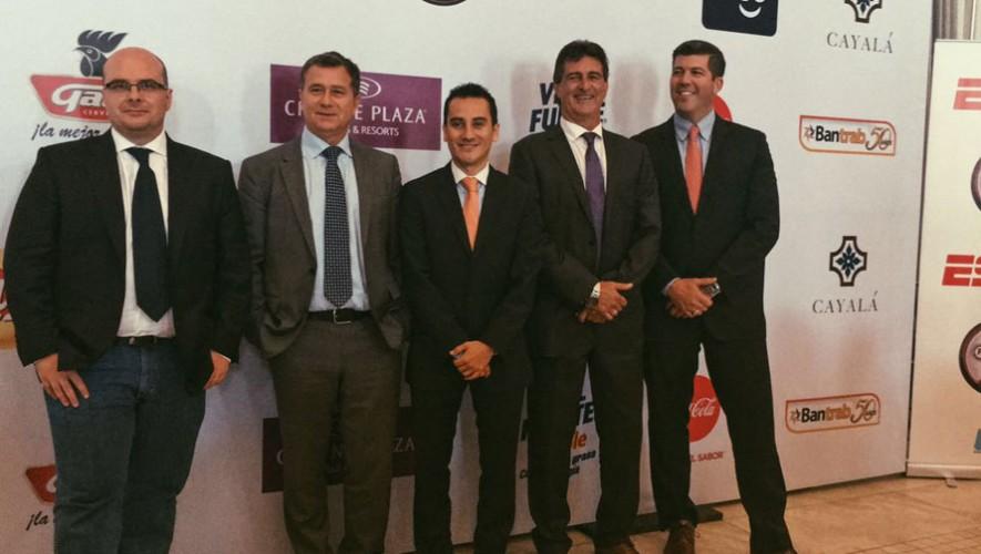 Guatemala.com estuvo presente durante la conferencia de prensa que ofreció el programa. (Foto: Guatemala.com)