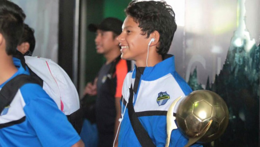 Comunicaciones Sub-13 en Concachampions 2016