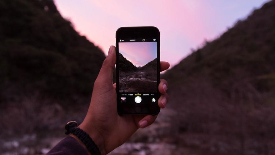 Curso de fotografía con celulares para jóvenes Centro Cultural España | Septiembre 2016