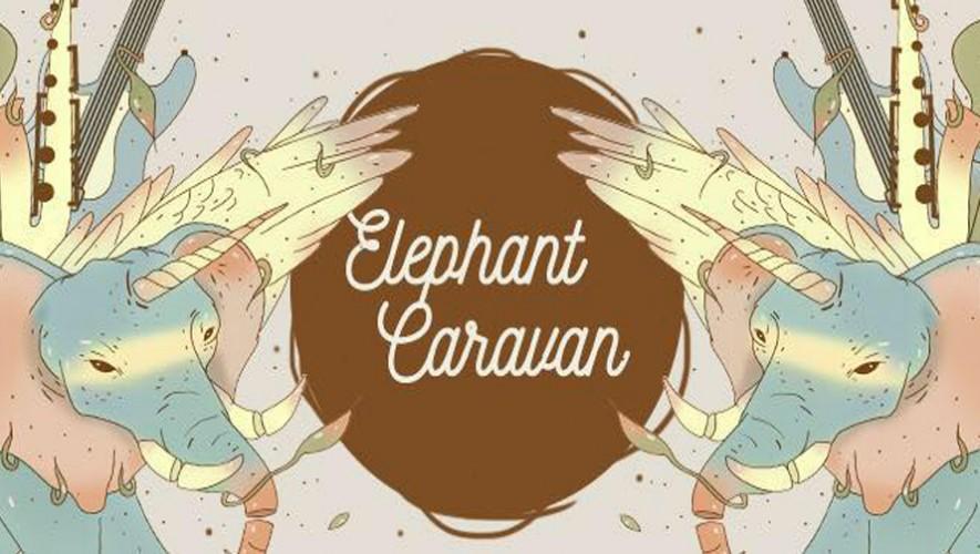 Elephant Caravan es una gira que llevará lo mejor del arte a toda Guatemala. (Foto: Petunia)