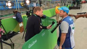 Río 2016: Enrique Brol