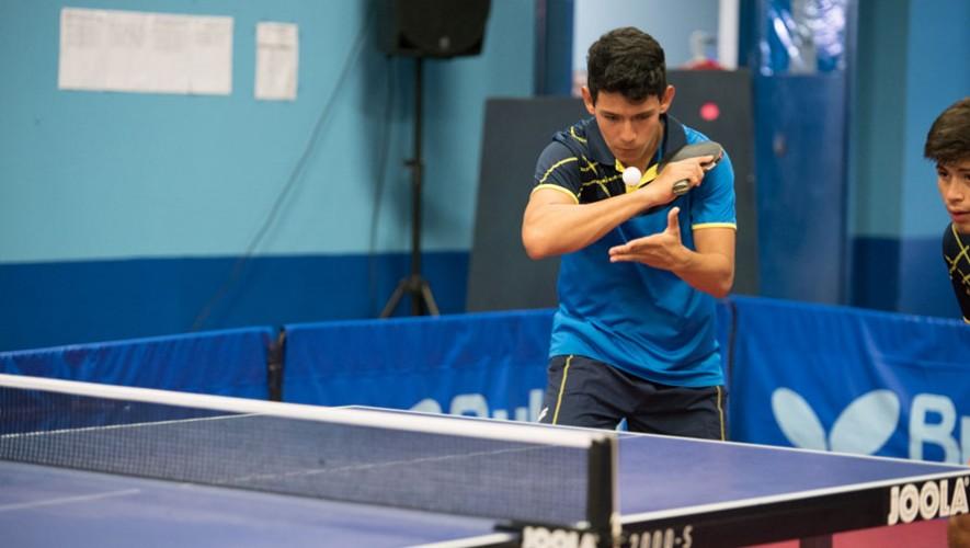 El equipo de Tenis de Mesa buscará una buena actuación en El Salvador. (Foto: ITTF World)