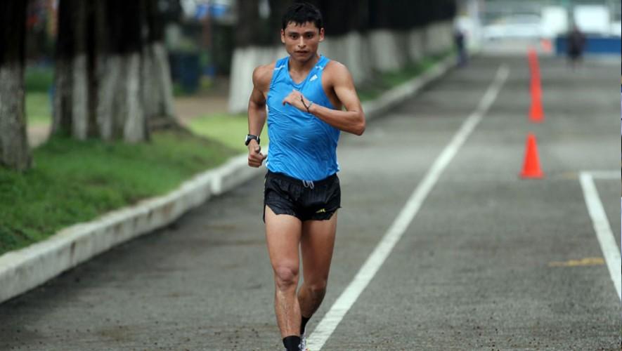 Barrondo se encuentra motivado para cosechar otra medalla olímpica. (Foto: Comité Olímpico Guatemalteco)