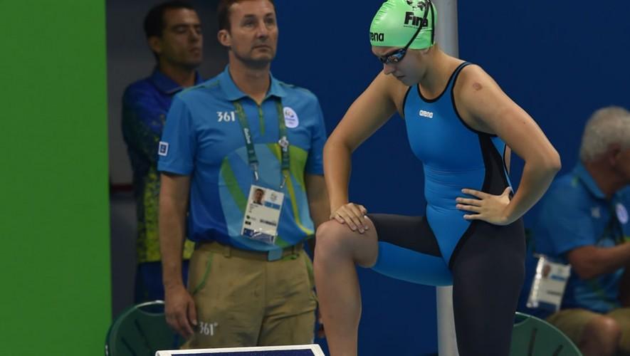 Río 2016: Valerie Gruest