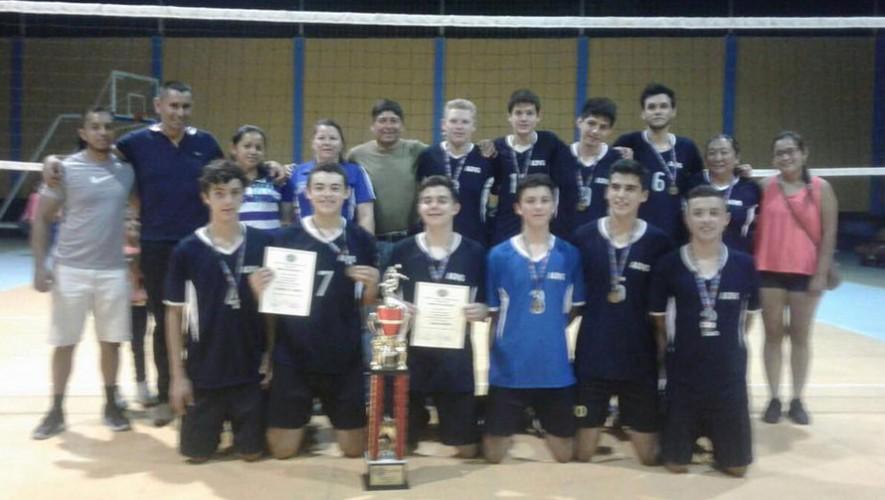 Este fue el equipo campeón. (Foto: FGVB)