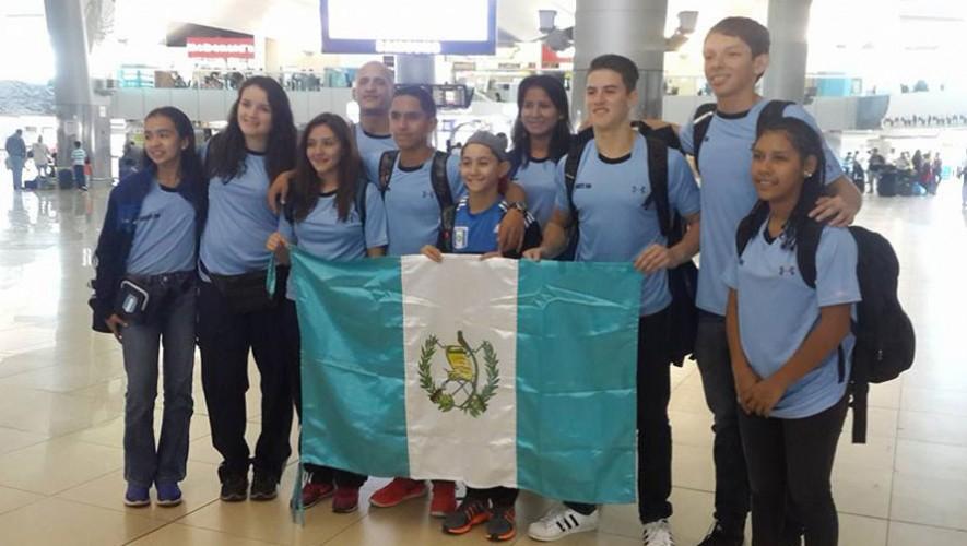 Por el momento, Guatemala se encuentra en el sexto lugar del medallero. (Foto: Adriana López)