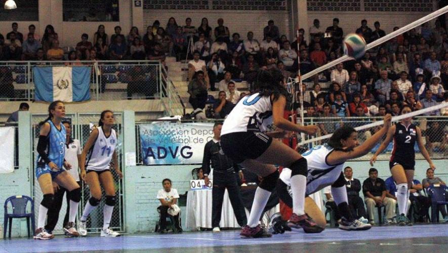 Voleibol de Guatemala