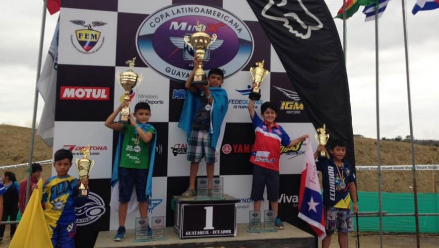 Guatemala primer y segundo lugar