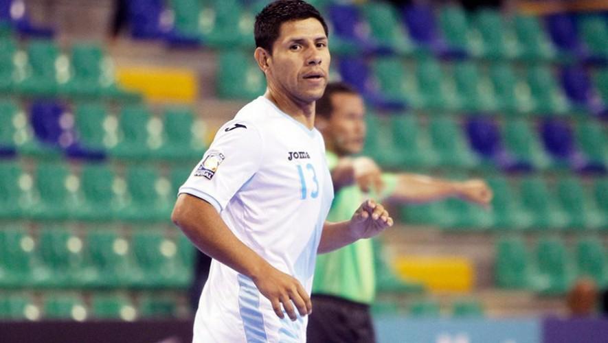 Amistoso 1: Partido de futsal Guatemala vs Egipto| Septiembre 2016