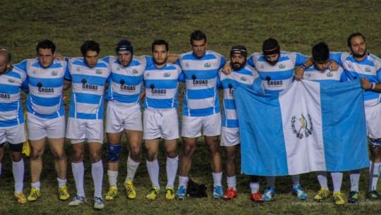 Selección de Rugby de Guatemala 3