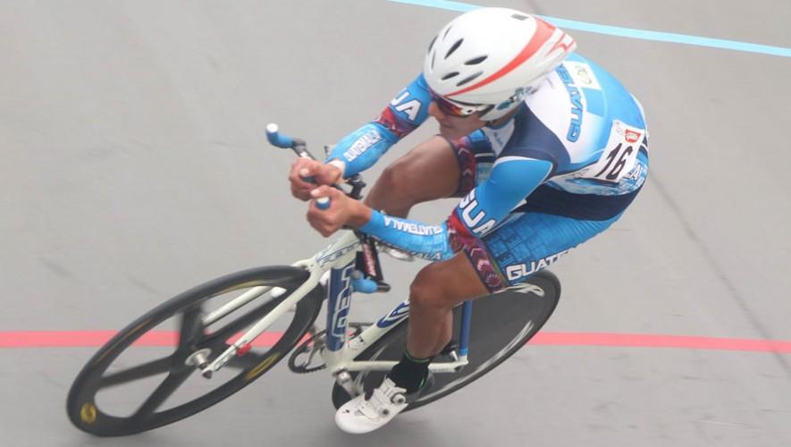 Henry Sam atraviesa un gran momento en su carrera deportiva en el ciclismo. (Foto: Federación Guatemalteca de Ciclismo)