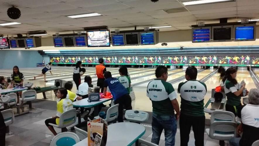 Metrobowl fue el escenario para los Juegos Deportivos de Boliche. (Foto: Federación De Boliche Guatemala)
