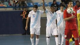 Jugadores Convocados Guatemala