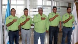 Los cinco pescadores estarán participando en Nicaragua del 24 al 27 de agosto. (Foto: CDAG)