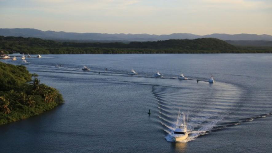 Marina Puesta del Sol será nuevamente el escenario para el tradicional torneo de pesca deportiva. (Foto: Sport Fishing Nicaragua)