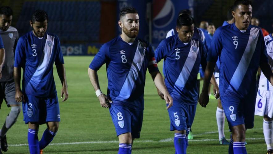 Panamá vs Guatemala