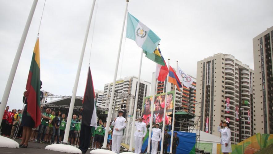 En Río 2016, Guatemala no obtuvo los mejores resultados. (Foto: Comité Olímpico Guatemalteco)