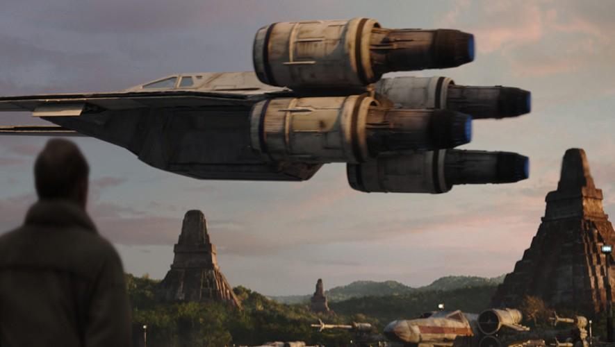 Guatemala es nuevamente escenario de las películas de Star Wars. (Foto: Star Wars)