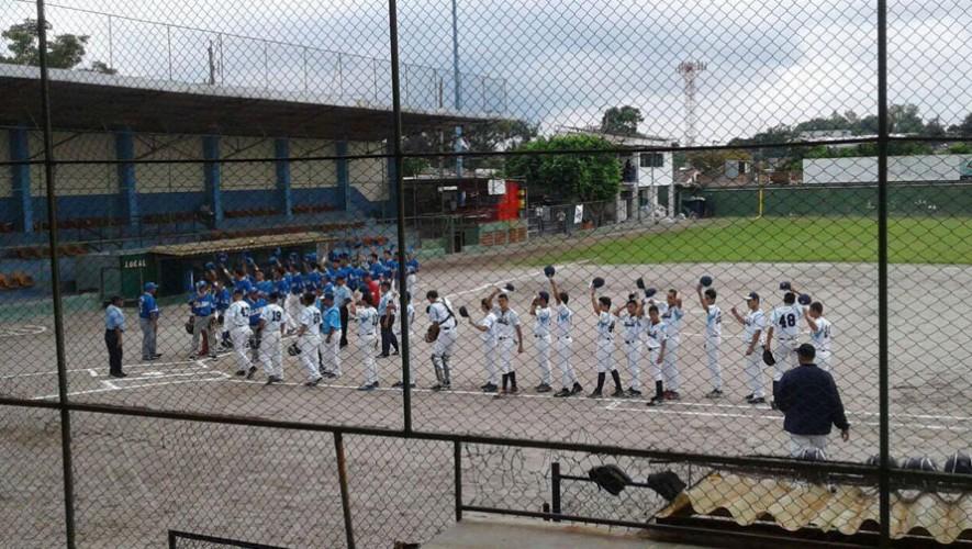 En su primer juego se impusieron ante Nicaragua por 14-10. (Foto: Asosoft)