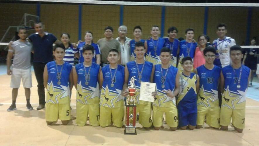 El segundo lugar fue para Suchitepéquez(Foto: FGVB)