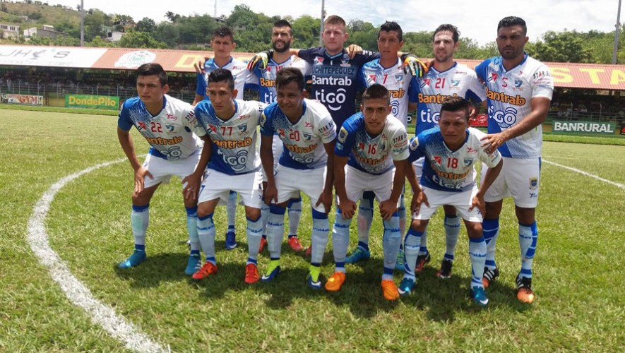 Partido de Suchitepéquez vs Carchá, por el Torneo Apertura   Agosto 2016