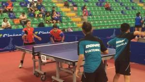 Tenis de mesa Guatemala