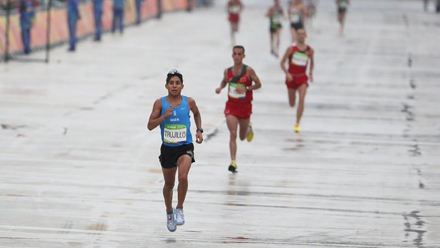 Estos fueron los primeros Juegos para Juan Carlos. (Foto: Comité Olímpico Guatemalteco)
