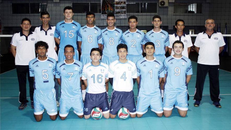 La selección masculina se enfrentará a México y Colombia en la fase de grupos de la copa. (Foto: Afecavol.org)