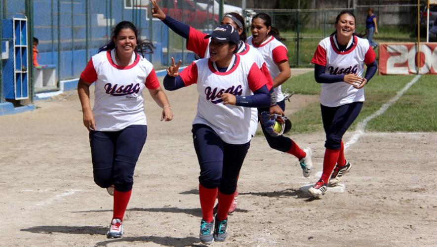 La USAC barrió 3-0 en la serie final a Lanquetín. (Foto: CDAG)