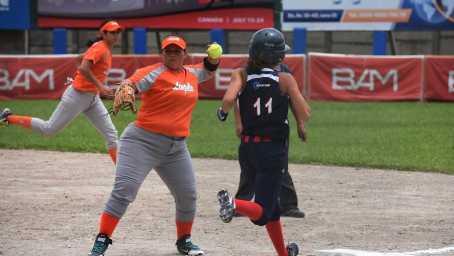 Juego 3 y 4: Lanquetín vs USAC, final del Torneo Femenino de Sóftbol | Agosto 2016