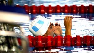 Valerie Gruest, natación