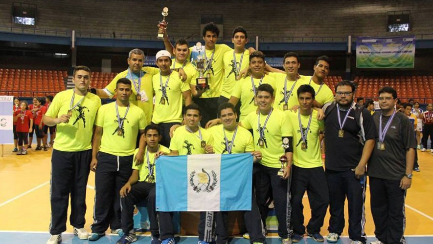 Guatemala buscará revalidar el Torneo Centroamericano de la Federación Internacional de Balonmano. (Foto: COG)