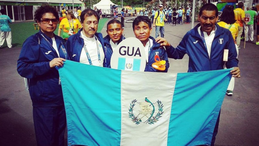 La delegación paralímpica fue bien recibida en la Villa Olímpica de Río. (Foto: COG)