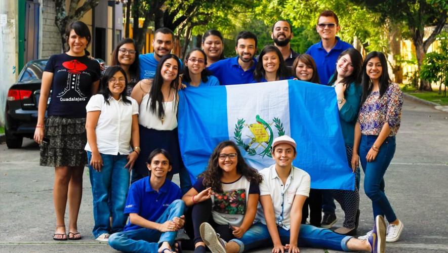 Realiza trabajo de voluntariado con niños en Brasil. (Foto: AIESEC Guatemala)