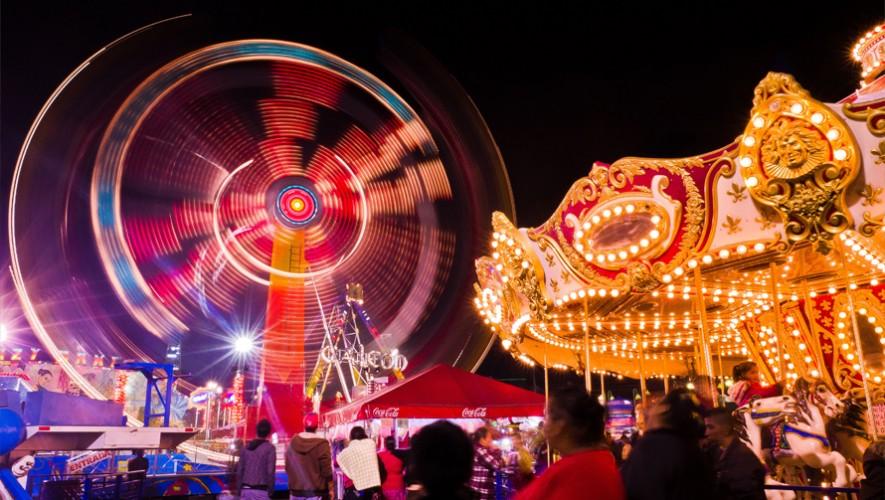 ¡La Feria de Xela 2016 inicia el 10 de septiembre! (Foto: Alberto Bolaños)