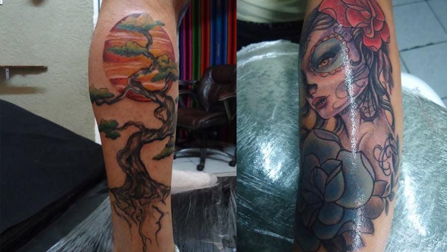 (Foto:Alucinnaki Tattoo Studio Alien Ink)