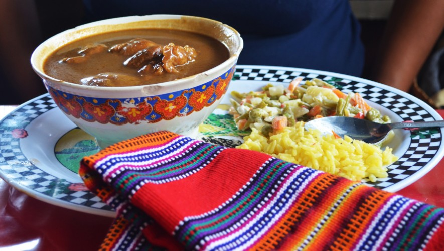 Disfruta de la comida típica guatemalteca en estos restaurantes. (Foto: Barba Guti)